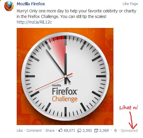 Iklan Sponsored Post