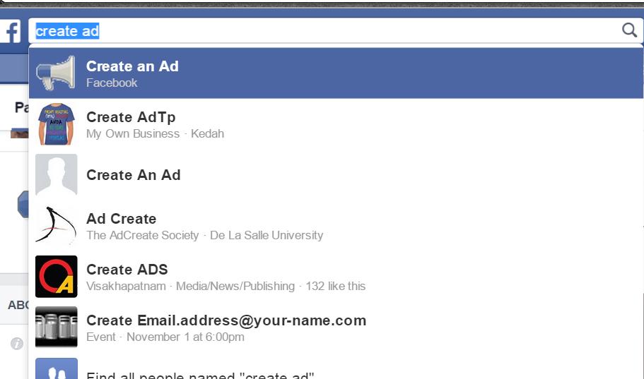 Cara buat iklan fb ads