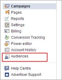 lookalike audience, audience