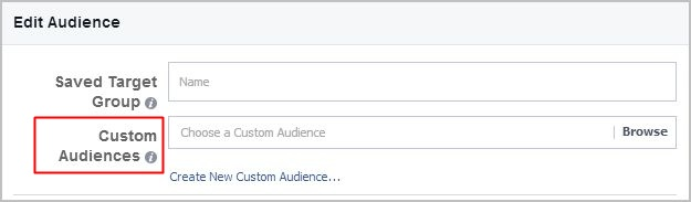 lookalike audience, facebook ads
