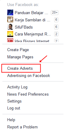1. Create Ads