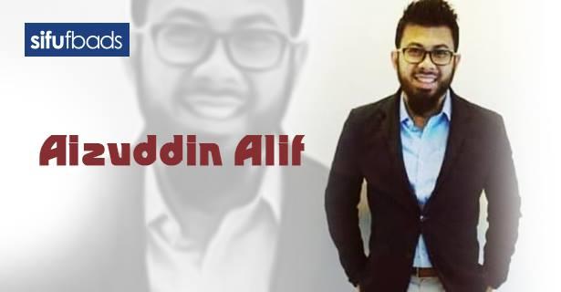 Aizuddin Alif