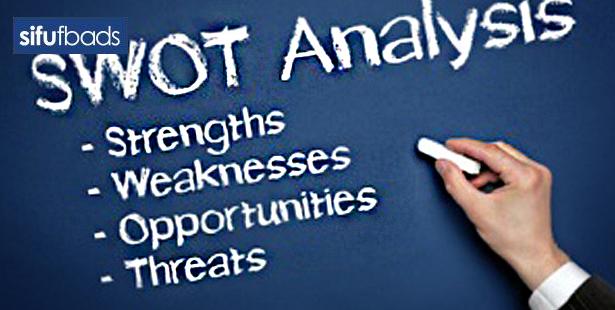 Cara Guna 'SWOT Analysis' Yang Betul Untuk Bisnes Anda
