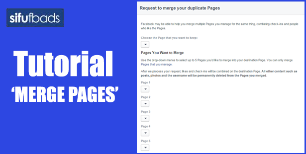 Merge Page