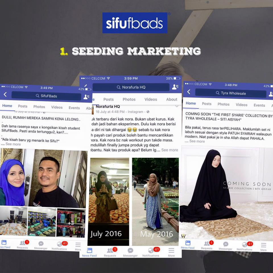 seeding marketing