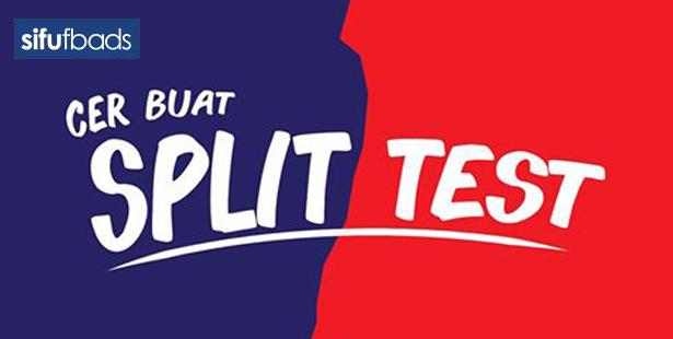 split-test