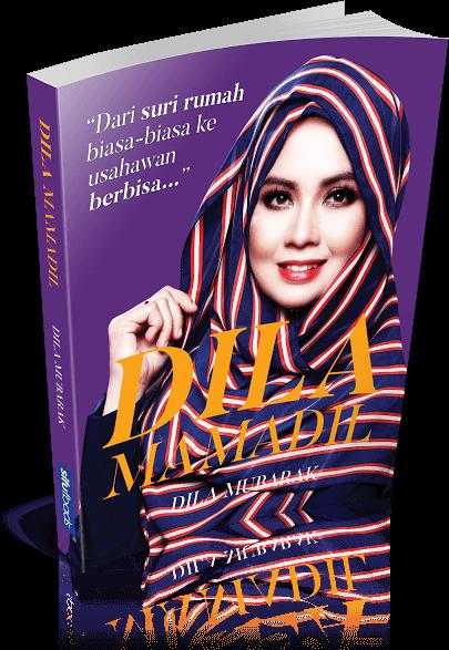Dila Mamadil – Dari Suri Rumah ke Usahawanita Berbisa!