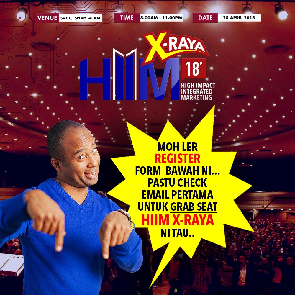 HIIM X-Raya