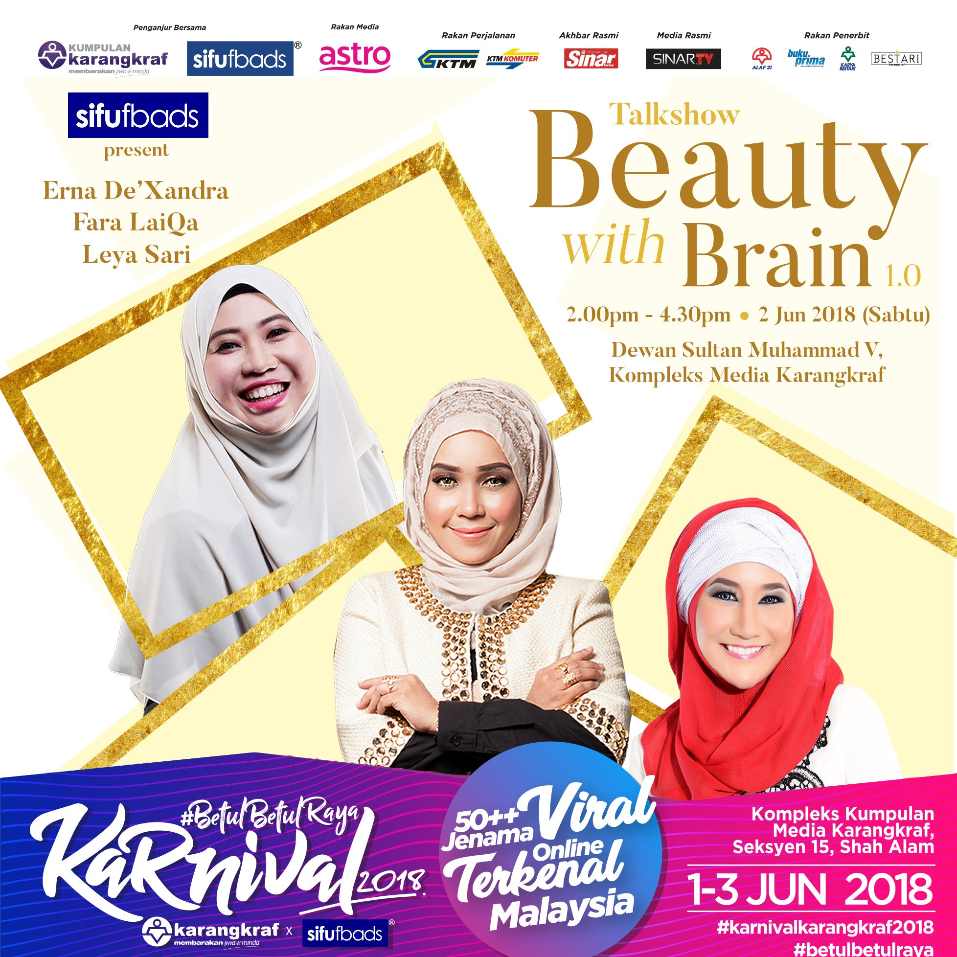 Beauty with Brain 1.0