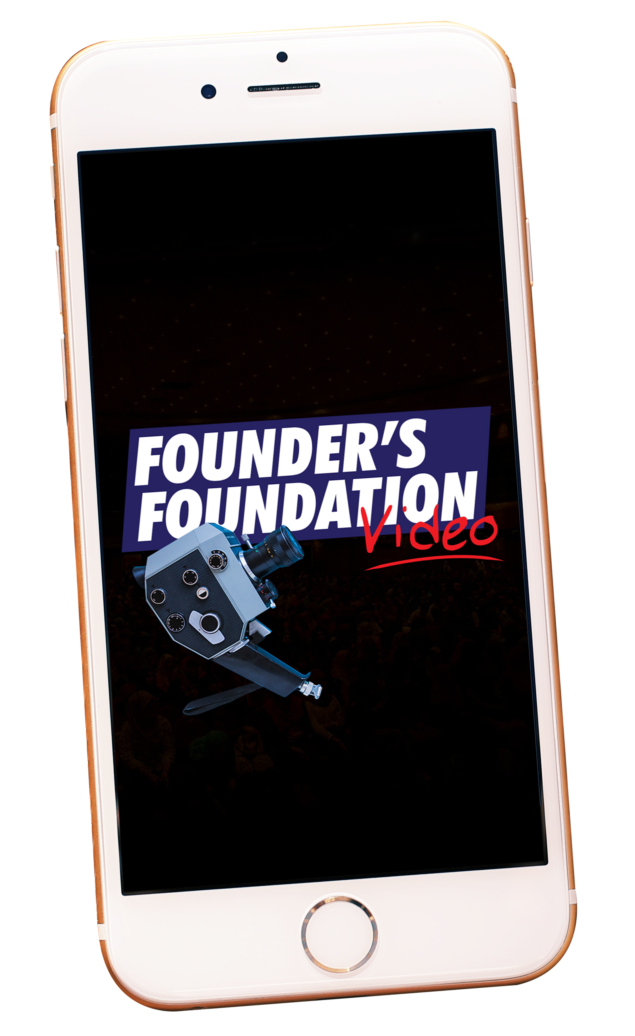 [Free Video] Founder's Foundation