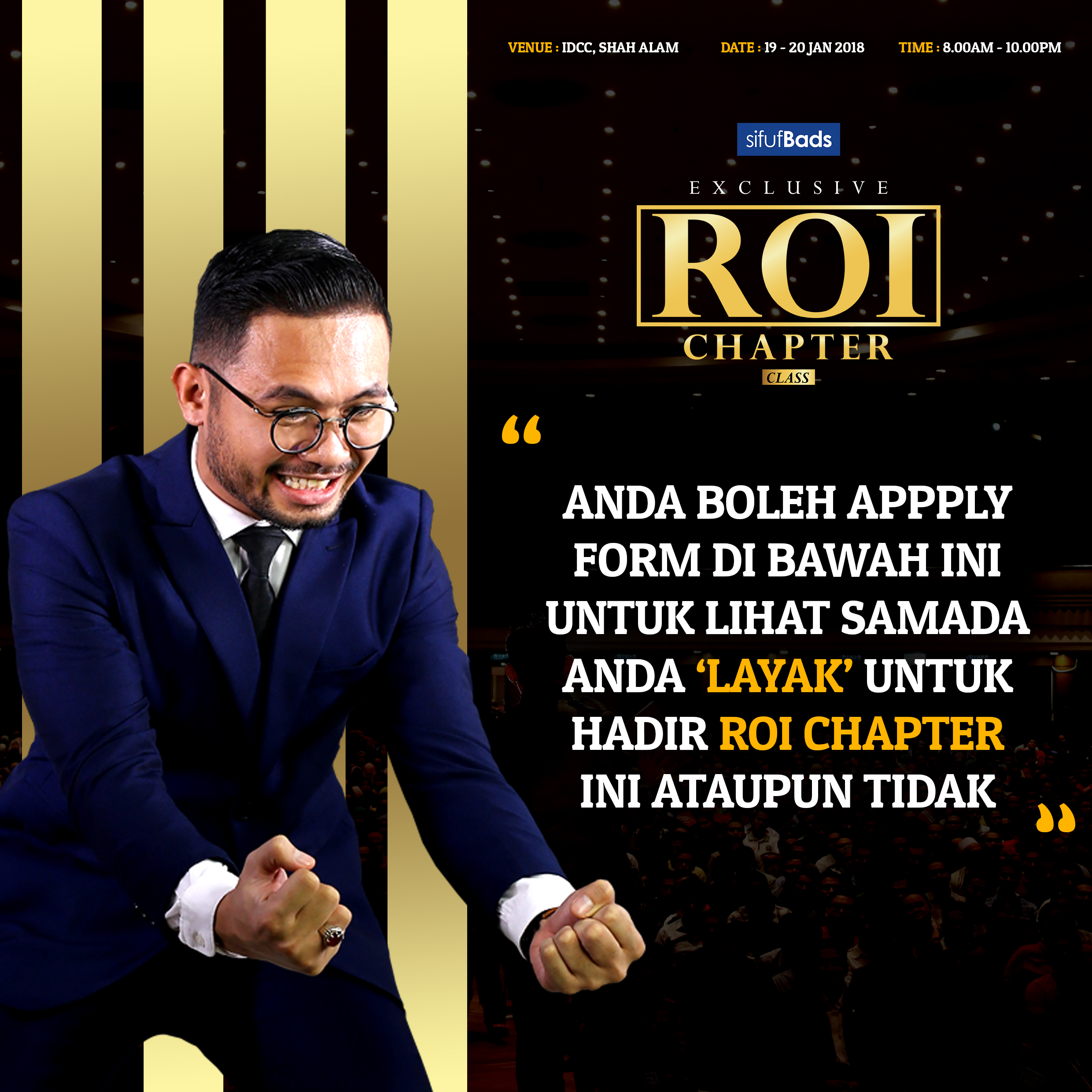 ROI Chapter