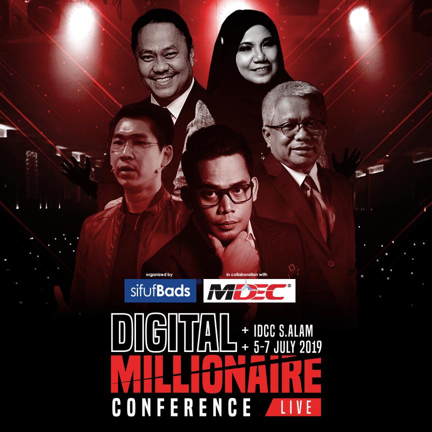 Digital Millionaire Conferece