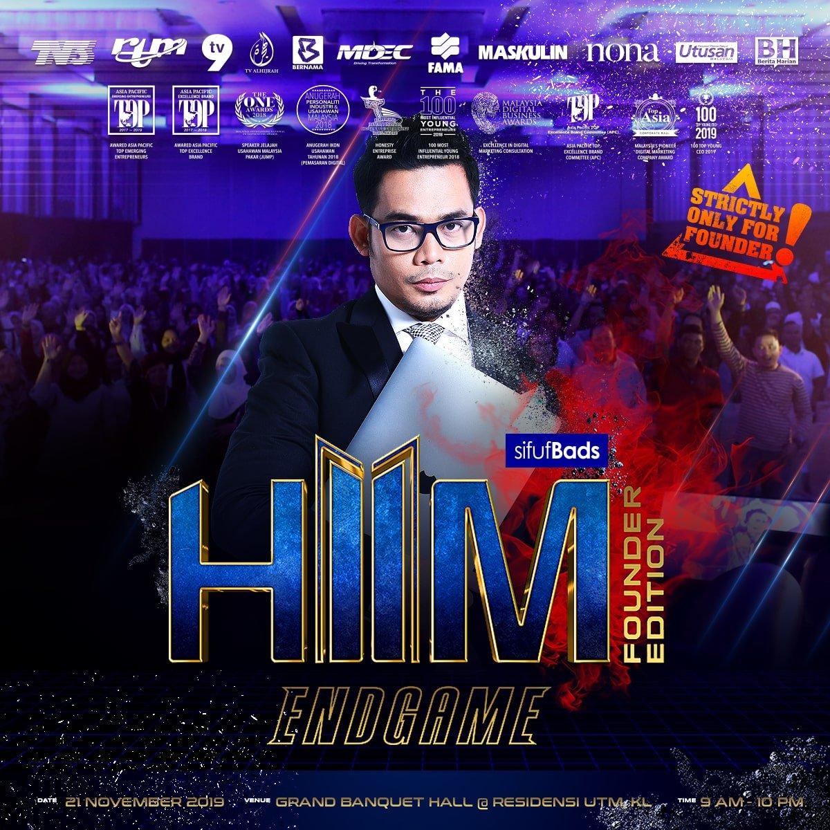 HIIM END GAME