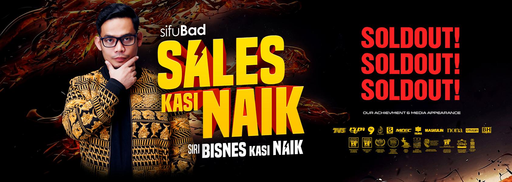 BKN|Sales Kasi Naik