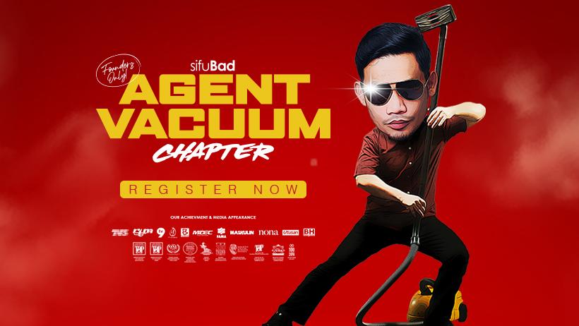 AGENT VACUUM CHAPTER