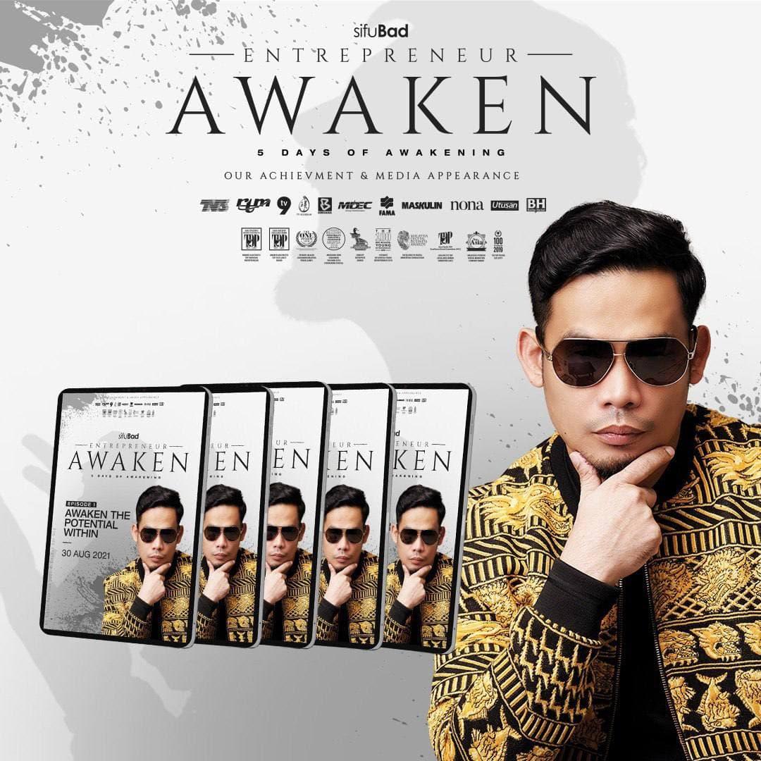 Video Entrepreneur AWAKEN